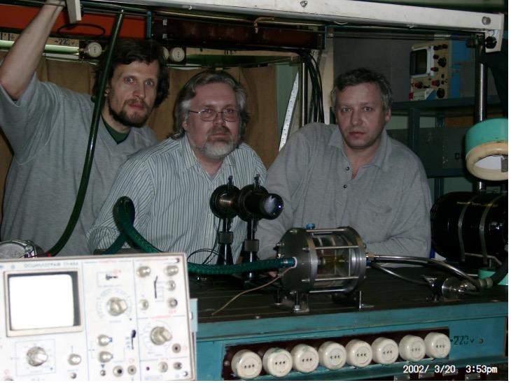 Эксперименты с прототипом установки А.И. Колдамасова и установкой «Энергонива» Вачаева- Иванова
