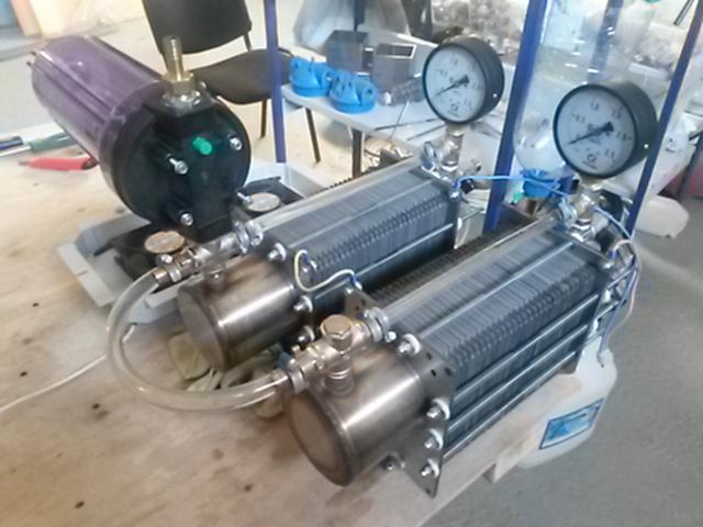 Конструирование электролизеров