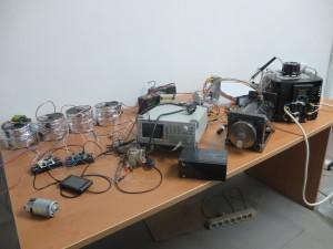 Устройство питания электродвигателя